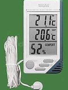Digital Thermo-Hygrometer Amarell E915000