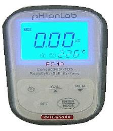 PHIONLAB EC10 PORTABLE CONDUCTIVITY METER