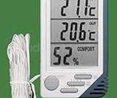 Digital Thermo-Hygrometer Amarell E915000