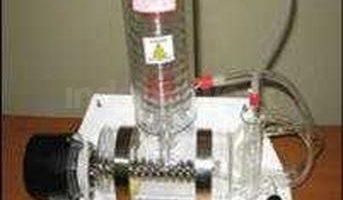 WATER DISTILLING APP. CAP 4L/HOUR FINCO INC