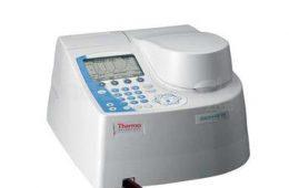 Genesys 10 UV-VIS Spectrophotometer